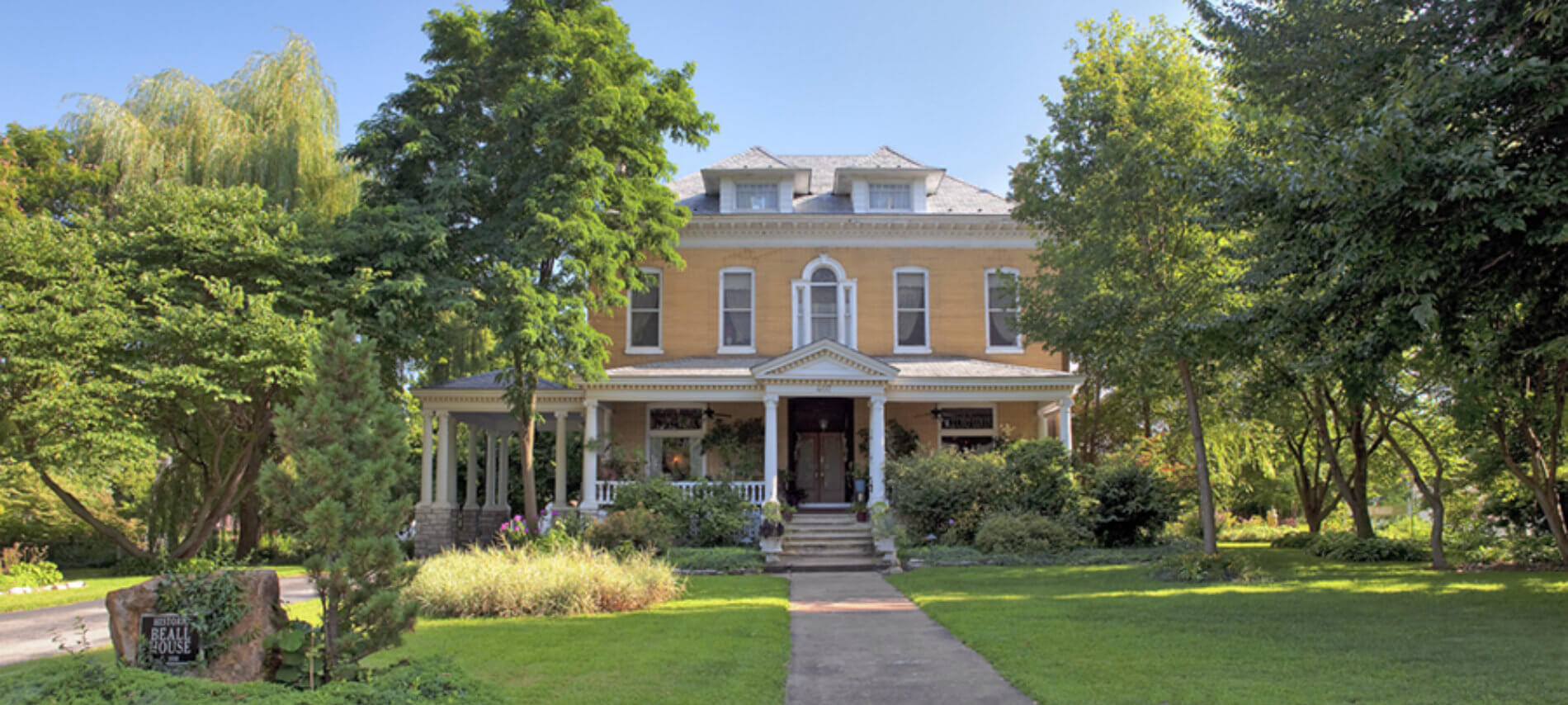 Beall Mansion Bed And Breakfast